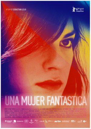 Una mujer fantástica cartel poster
