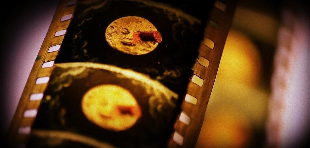 Historia del Cine - Viaje a la Luna Melies