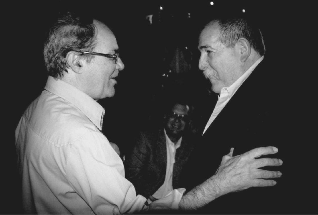 Frank Gonzalez y Juan Padron